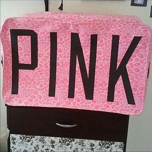 VS PINK dorm trunk